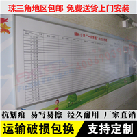 江门厂家直销白板1磁性黑板黑板1佛山绿板