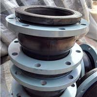 DN500中天单波橡胶膨胀节、橡胶挠性接头