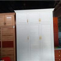 全铝家居衣柜整体嵌入式北欧简约复古定制