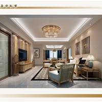 星光礼寓平层面积152平方现代风格