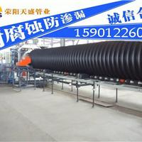 大连钢带增强螺旋PE波纹管优惠促销