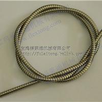 内径4mm仪表穿线管双扣金属软管