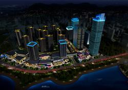 城市照明规划设计,城市照明规划设计方案