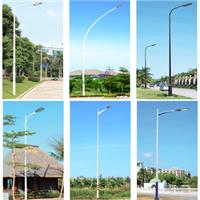 6-12米单臂锥形道路灯杆