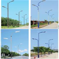 6-12米高低臂锥形道路灯杆