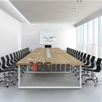 办公家具时尚简约会议桌板式现代组合谈桌