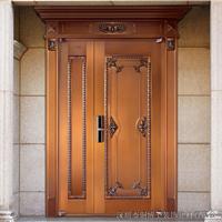 一帆风顺,子母铜门,铜门子母门,室外门