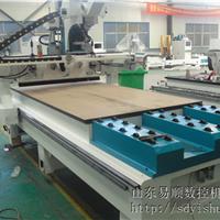 板材家具行业机械帮手 易顺四工序开料机