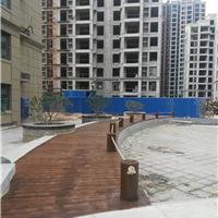 供应防腐木地板施工安装,焦作防腐木工程