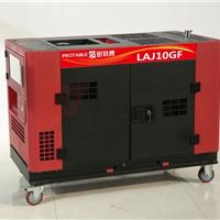 通信工程用10KW小型柴油发电机