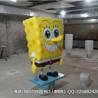 外贸出口中国动画卡通造型 玻璃钢工艺品