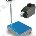 300kg电子台秤带打印价格