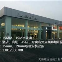 武进吴江通州19mm厘超白、789米长超白玻璃