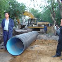 四川重庆3A高密度聚乙烯双壁波纹管生产厂家