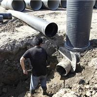 四川成都宝井双平壁缠绕管井筒专业配套厂家