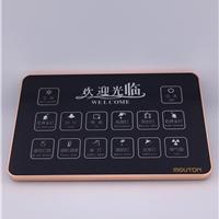 供应延边 客栈客房集控面板智能系统