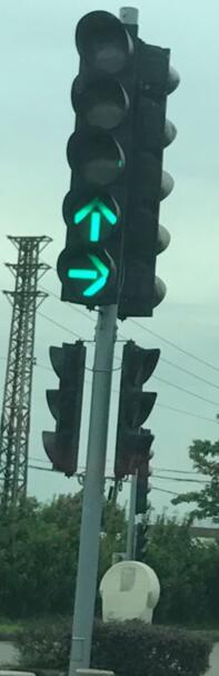 珠海移动红绿灯来袭,珠海临时红绿灯