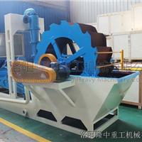 隆中厂家温馨提示正确保养洗沙设备很有必要