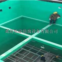 脱硫塔玻璃鳞片防腐工程详情总结施工技术要点