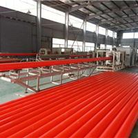 50-250mmMPP电力管设备,MPP非开挖管生产线
