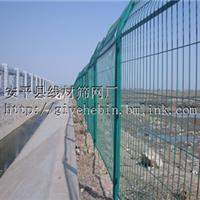 供应标准绿色铁路桥梁防落物网