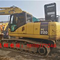 小松220-7挖掘机出售,小松二手挖掘机价格