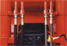 河北隆众橡胶专业生产耐火抗静电输送柔性管