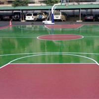 深圳网球场工程价格|东莞硅pu篮球场报价