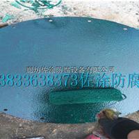 青岛玻璃鳞片涂料脱硫塔防腐工程如果出现流挂现象怎么办