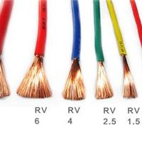 深圳市金环宇电线电缆有限公司批发NH-RV 6mm2设备用软线