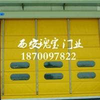 西安厂家直销车间快速门堆积门硬质门