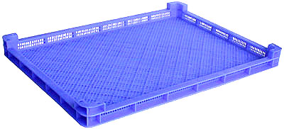 沈阳单冻器塑料盘水产冷藏用海参盘