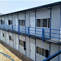 低价供应河北阻燃防风活动房承德环保彩钢房