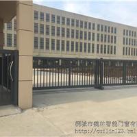 魏林工业门厂家供应电动伸缩门、伸缩平移门