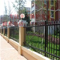 惠州围墙铁栏杆厂家 广州工厂栅栏批发