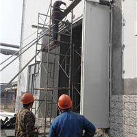 安徽魏林生产销售、彩板折叠门,彩板保温门
