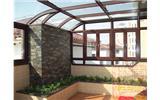 住户在天台搭建阳光房 其他业主担心会影响房屋安全-阳光房