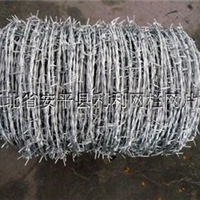 厂家生产院墙隔离防护安全刺绳网 刺绳网价格
