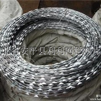 刀片刺绳生产厂家 监狱刺绳防护 生产厂家