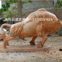优质石材牛石雕厂家直销