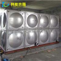 专业定制方形不锈钢水箱 厂家价格 品质保障
