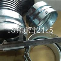 """4""""卡套式金属软管接头 无螺纹钢管连接"""
