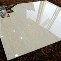 佛山工程地板砖600*600灰色颗粒木纹抛光砖