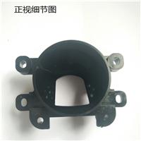 余姚顺迪模具厂供应加工智能锁具 指纹锁塑料配件注塑