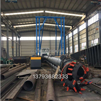 供应河南鲁山县200方绞吸式清淤挖泥船