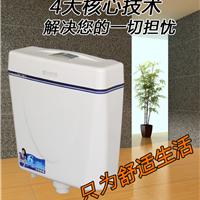 厕所蹲便器卫浴马桶水箱双按马桶水箱