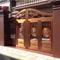 铜门广东铜门厂