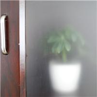 苏州办公室装饰磨砂膜/白不透玻璃贴膜