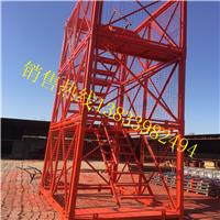 组合式框架梯笼 安全梯笼