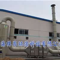 上海松江塑料注塑废气净化设备公司